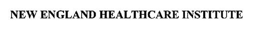 NEW ENGLAND HEALTHCARE INSTITUTE