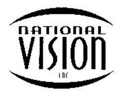 NATIONAL VISION INC