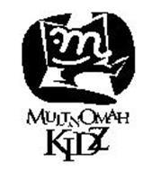M MULTNOMAH KIDZ