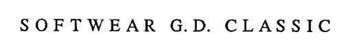 SOFTWEAR G.D. CLASSIC