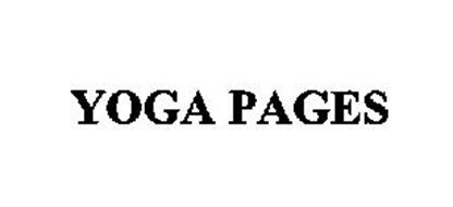 YOGA PAGES