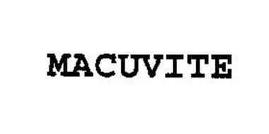 MACUVITE