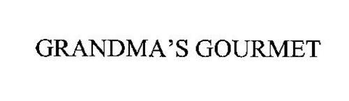 GRANDMA'S GOURMET