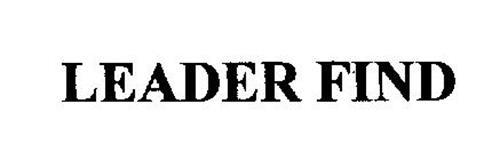 LEADER FIND