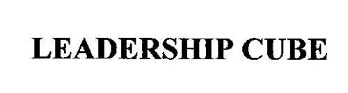 LEADERSHIP CUBE