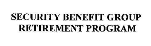 SECURITY BENEFIT GROUP RETIREMENT PROGRAM