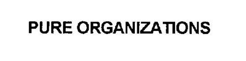 PURE ORGANIZATIONS