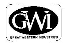 GWI GREAT WESTERN INDUSTRIES