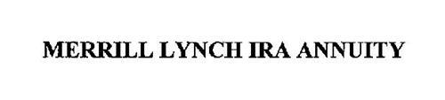 MERRILL LYNCH IRA ANNUITY