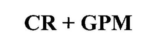 CR + GPM