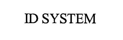 ID SYSTEM