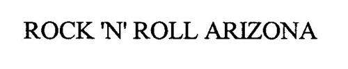 ROCK 'N' ROLL ARIZONA