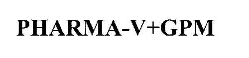 PHARMA-V+GPM