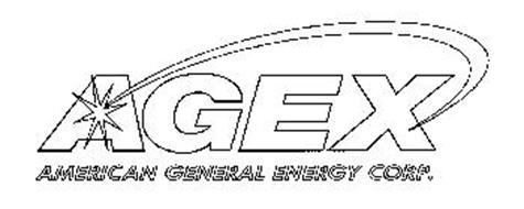 AGEX AMERICAN GENERAL ENERGY CORP.