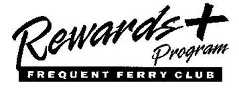 REWARDS + PROGRAM FREQUENT FERRY CLUB