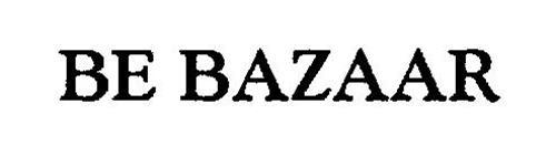 BE BAZAAR