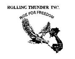 ROLLING THUNDER INC. RIDE FOR FREEDOM LAOS CAMBODIA VIETNAM