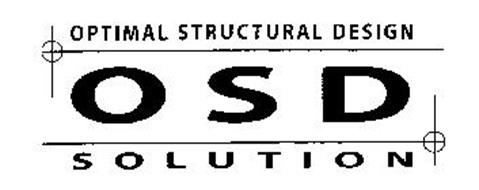 OPTIMAL STRUCTURAL DESIGN OSD SOLUTION