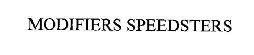 MODIFIERS SPEEDSTERS