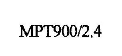 MPT900/2.4
