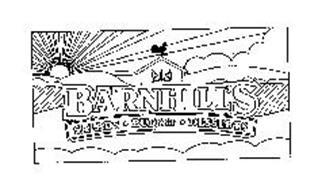 BARNHILL'S SALADS BUFFET DESSERTS