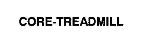 CORE-TREADMILL