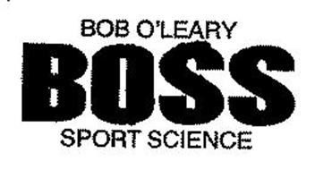 BOSS BOB O'LEARY SPORTS SCIENCE