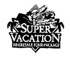 USA SUPER VACATION WHOLESALE TOUR PACKAGE