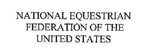 NATIONAL EQUESTRIAN FEDERATION OF THE UNITED STATES