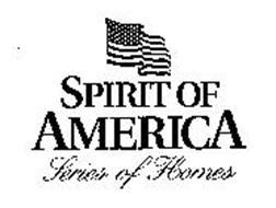 SPIRIT OF AMERICA SERIES OF HOMES