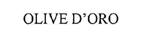 OLIVE D'ORO
