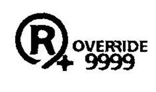 R + OVERRIDE 9999