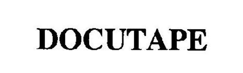 DOCUTAPE