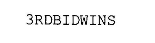 3RDBIDWINS
