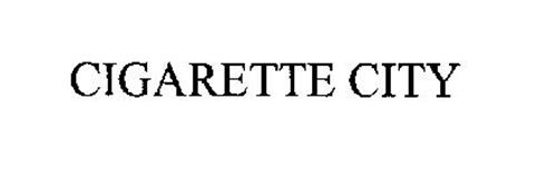 CIGARETTE CITY