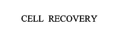 CELL RECOVERY