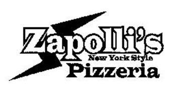 ZAPOLLI'S NEW YORK STYLE PIZZERIA