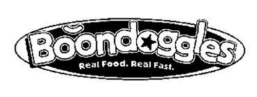 BOONDOGGLES REAL FOOD. REAL FAST.