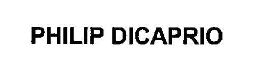 PHILIP DICAPRIO