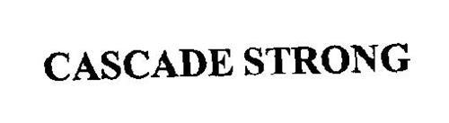 CASCADE STRONG