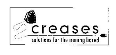 CREASES SOLUTIONS FOR THE IRONING BORED