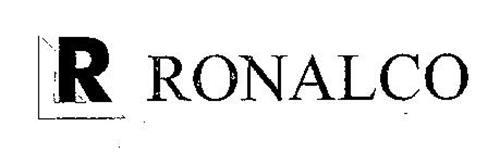 R RONALCO