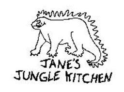JANE'S JUNGLE KITCHEN