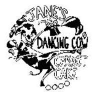 JANE'S DANCING COW CARROT CAKE