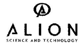 A ALION SCIENCE AND TECHNOLOGY
