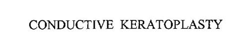 CONDUCTIVE KERATOPLASTY