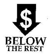 BELOW THE REST