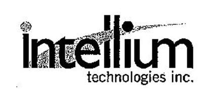 INTELLIUM TECHNOLOGIES INC.