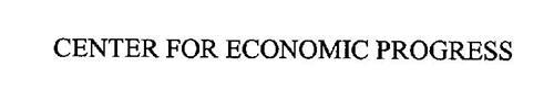 CENTER FOR ECONOMIC PROGRESS