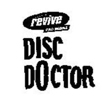 DISC DOCTOR REVIVE PRO SERIES